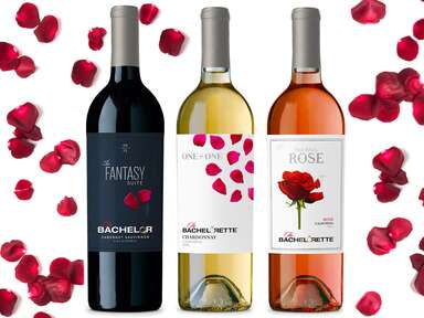 'The Bachelor' Wine Collection
