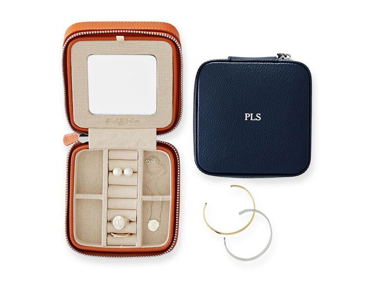 Mark & Graham travel jewelry case