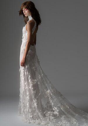 Rivini by Rita Vinieris Parks Sheath Wedding Dress