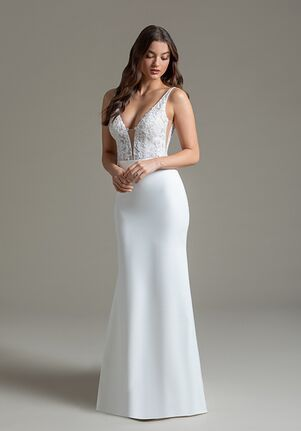 Ti Adora by Allison Webb 72006 Bristol Sheath Wedding Dress