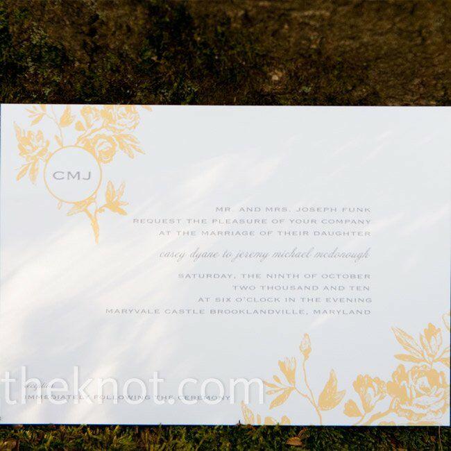 Real Fairytale Weddings Silver Spring Md: A Garden Wedding In Brooklandville, MD