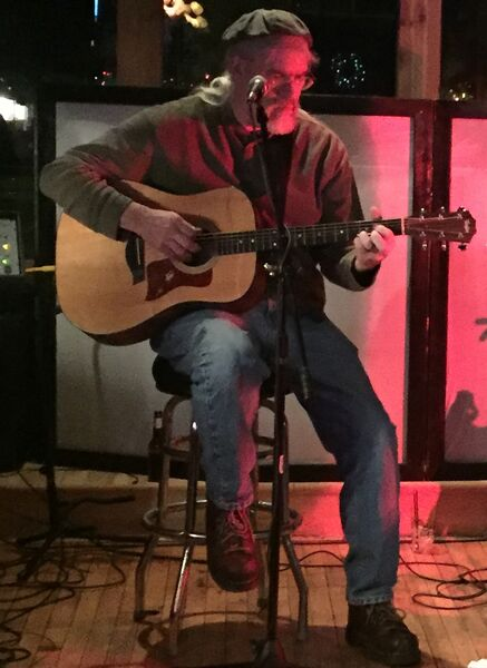 Julius Bindrim III - Acoustic Guitarist - Whitewater, WI