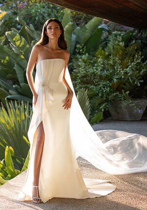 PRONOVIAS STERLING Sheath Wedding Dress