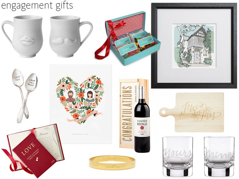 Christmas engagement gift ideas