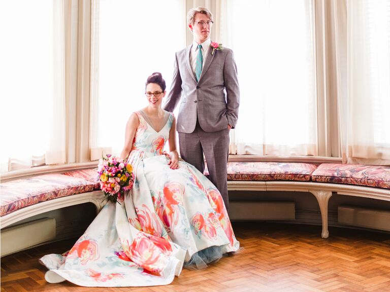 Get a custom wedding dress without going over your budget junglespirit Images