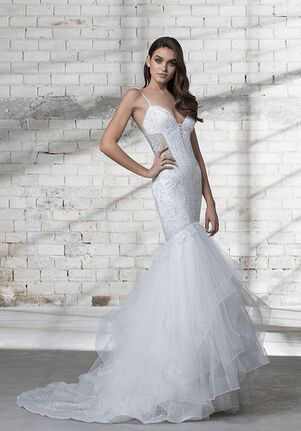 LOVE by Pnina Tornai for Kleinfeld 14647AXS Wedding Dress
