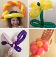 Basking Ridge, NJ Balloon Twister | Colors by Colby