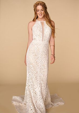 All Who Wander Adley Sheath Wedding Dress
