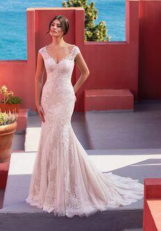 WHITE ONE CICELY Mermaid Wedding Dress