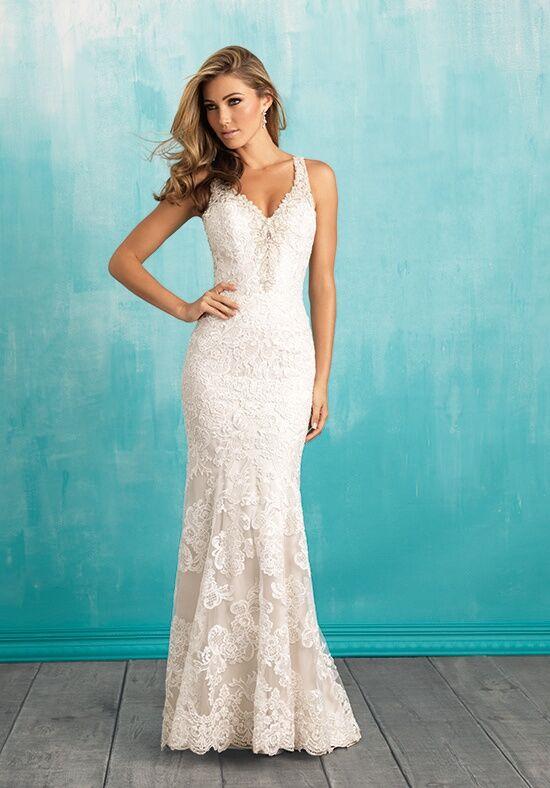 Allure Bridals 9316 Wedding Dress The Knot