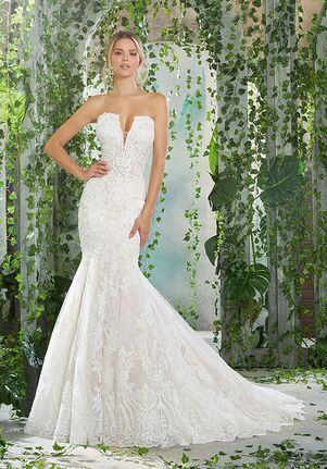 AF Couture: A Division of Morilee by Madeline Gardner Pellagia Mermaid Wedding Dress
