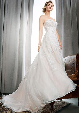 Kenneth Winston 1719 Ball Gown Wedding Dress
