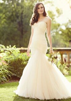 Essense of Australia D1789 Mermaid Wedding Dress