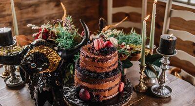 Pleasing Wedding Cake Bakeries In Greensboro Nc The Knot Birthday Cards Printable Trancafe Filternl
