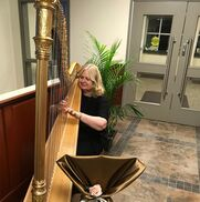 Reading, PA Harp | Beautiful Harp Music