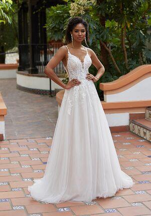 Moonlight Tango T937 A-Line Wedding Dress