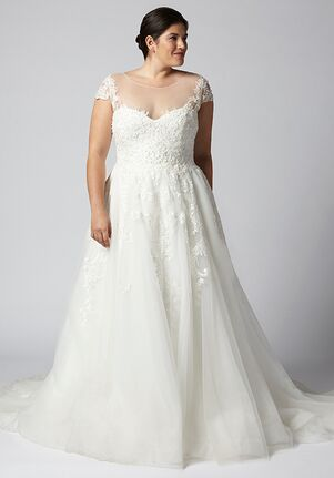 Henry Roth for Kleinfeld DanikaXS A-Line Wedding Dress