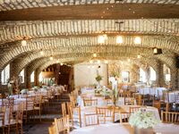 maywood barn wedding reception