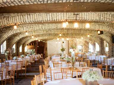 maywood barn wedding reception