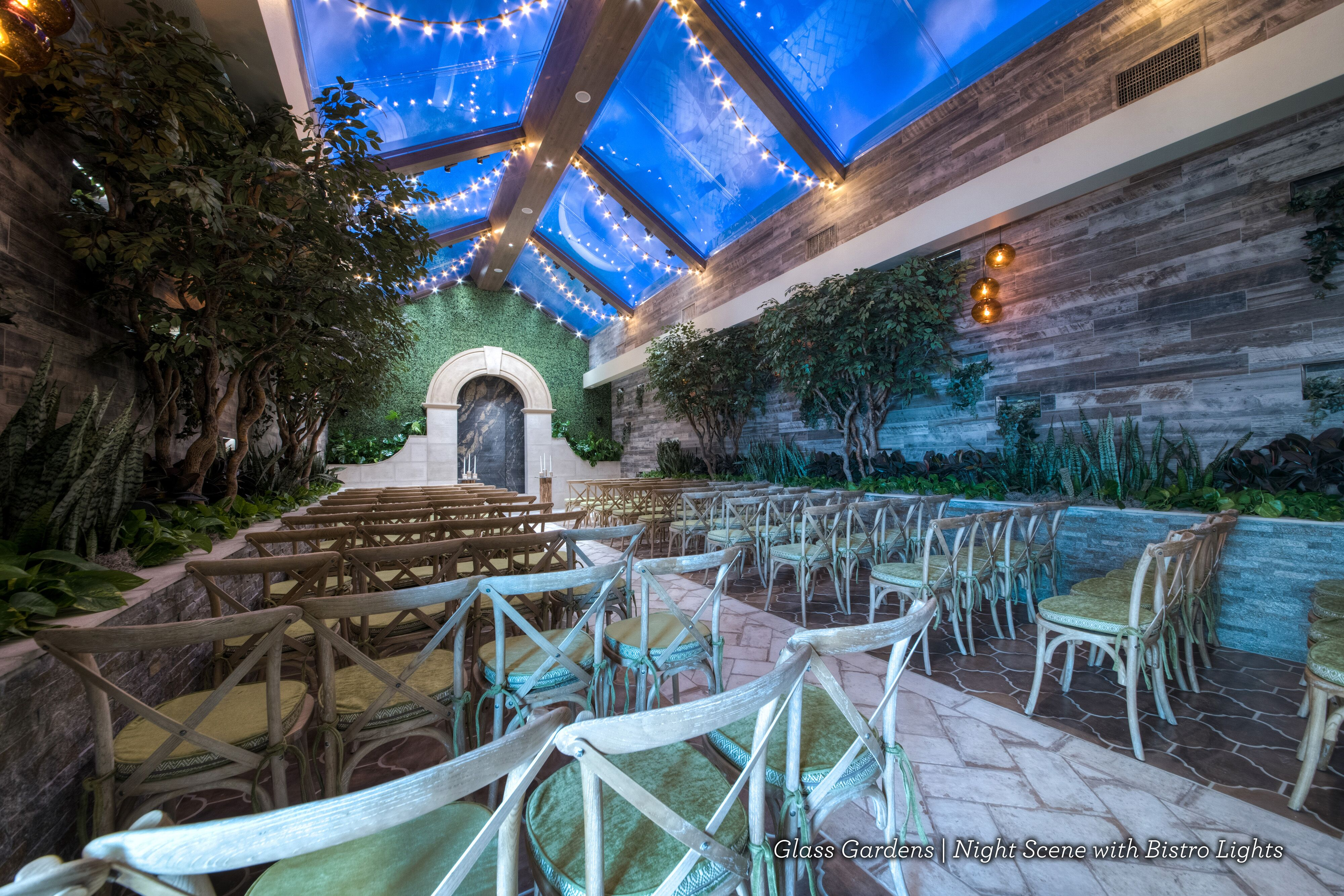 Wedding ceremony venues in las vegas nv the knot chapel of the flowers junglespirit Gallery
