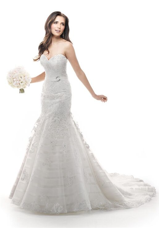 Maggie Sottero Phoenix Wedding Dress - The Knot