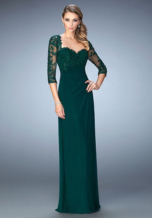La Femme Evening 21750 Mother Of The Bride Dress
