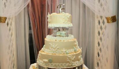 Creative Cakes Of Myrtle Beach Wedding