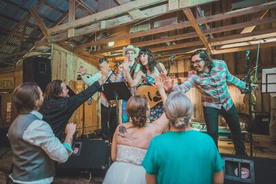 Lost Pines Bluegrass & Bouquet Bands Booking
