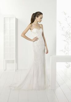 Adriana Alier JAC Mermaid Wedding Dress