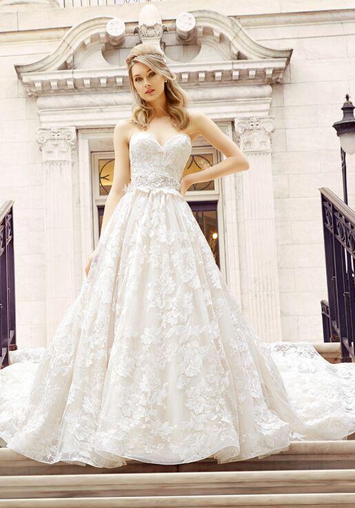 Val Stefani Ophelia Ball Gown Wedding Dress