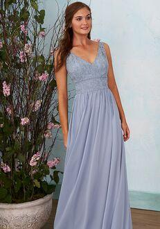 B2 Bridesmaids by Jasmine B203008 V-Neck Bridesmaid Dress