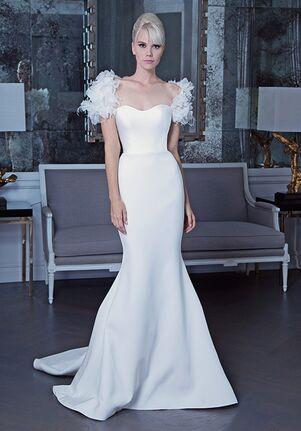 Romona Keveza Collection RK9505+RK9505STOLE Wedding Dress