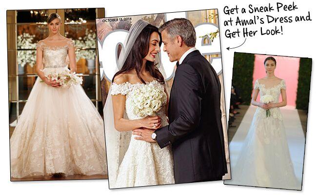 Amal Clooney Wedding Gown Www Nanj Xyz