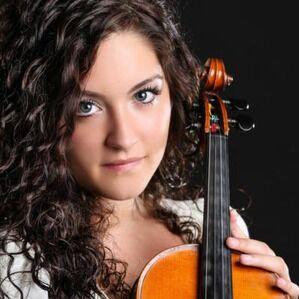 Tempe, AZ Violinist   Ayisha Moss; violinist and string quartet memter