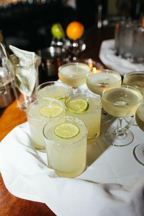 Passed Margaritas at Gran Electrica in Brooklyn, New York