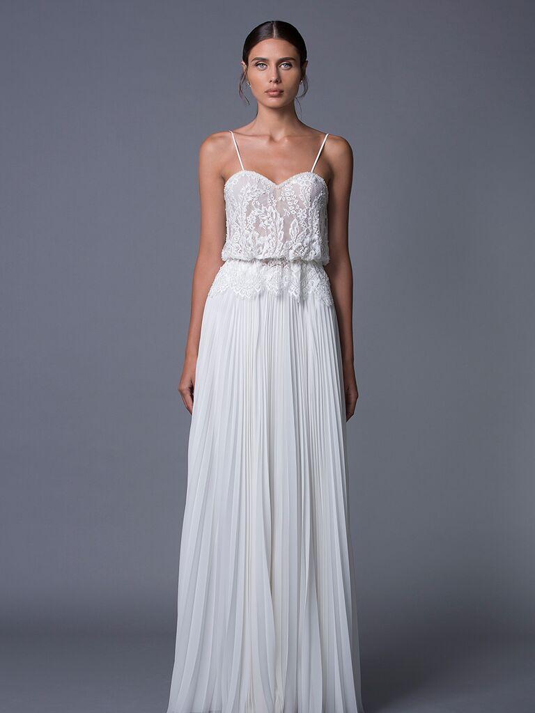 Lihi Hod 'Nina' wedding dress for Fall 2017