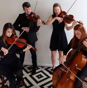 Kansas City, MO String Quartet | Fountain City String Quartet