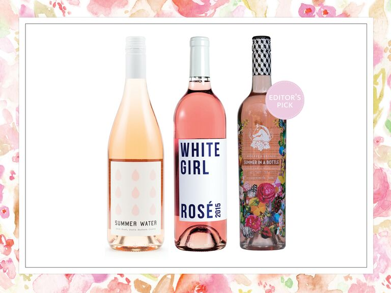 Best rosé wine for a trendy Instagram post