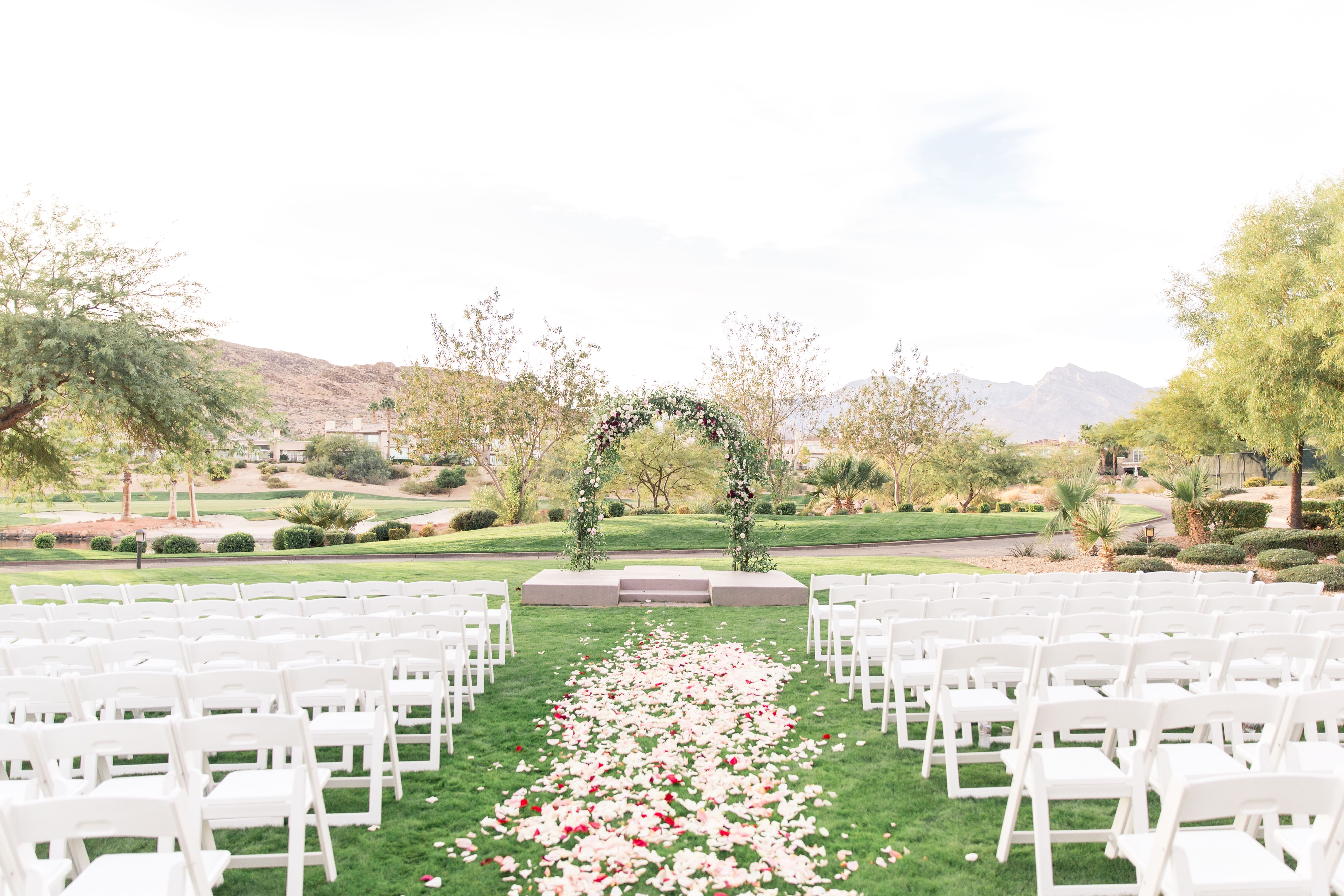 Red Rock Country Club Weddings - Las Vegas, NV