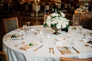 Classic, Elegant Tablescape