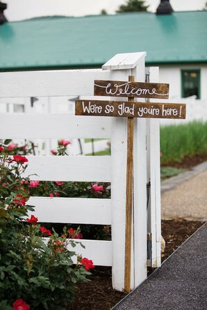 Rustic DIY Signs