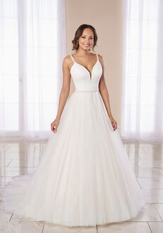 Stella York 7020 Ball Gown Wedding Dress
