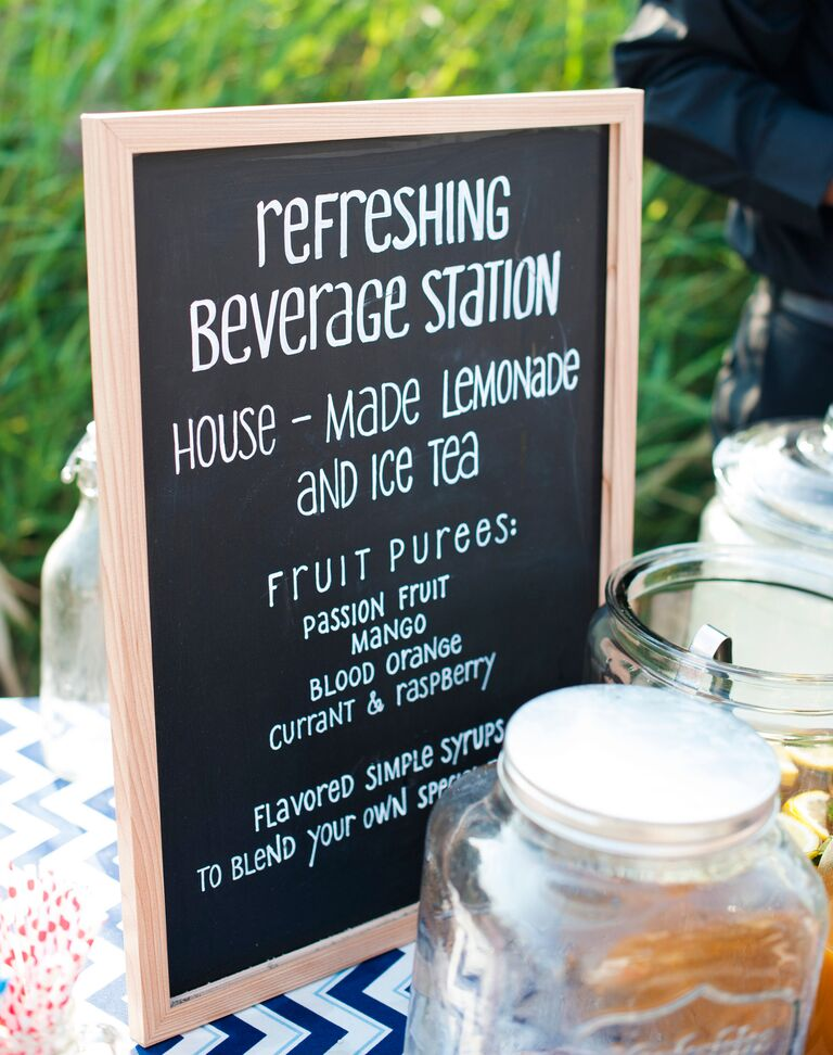 Creative Sign Ideas For Your Cocktail Bar