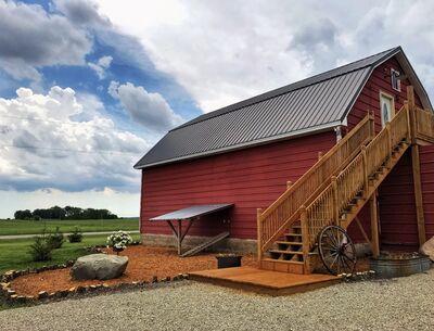The Rustic Barn Venue