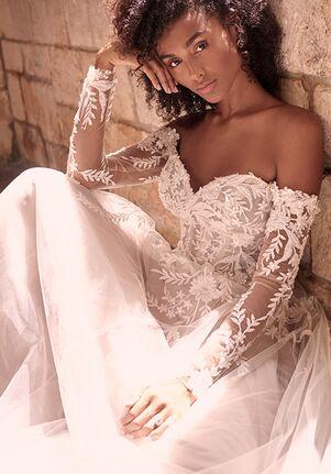 Maggie Sottero ORLANDA A-Line Wedding Dress