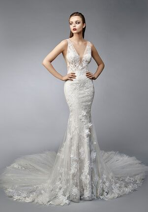 Enzoani Nurit-D Mermaid Wedding Dress