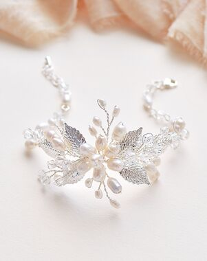 Dareth Colburn Valentina Freshwater Pearl Bracelet (JB-4852) Wedding Bracelet photo