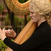 Nashville, TN Classical Harp | Golden Harps of Nashville