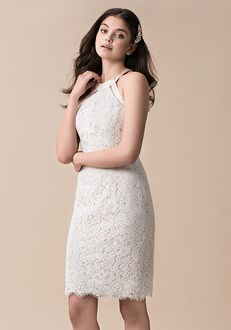 Moonlight Tango T781 Sheath Wedding Dress