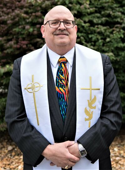 Your Wedding Officiant - Rev. Dennis M. Wargo, M.Div.